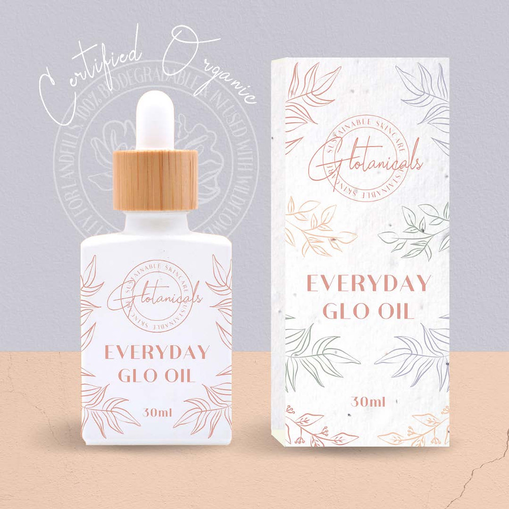 Glotanicals Everyday Glo Oil