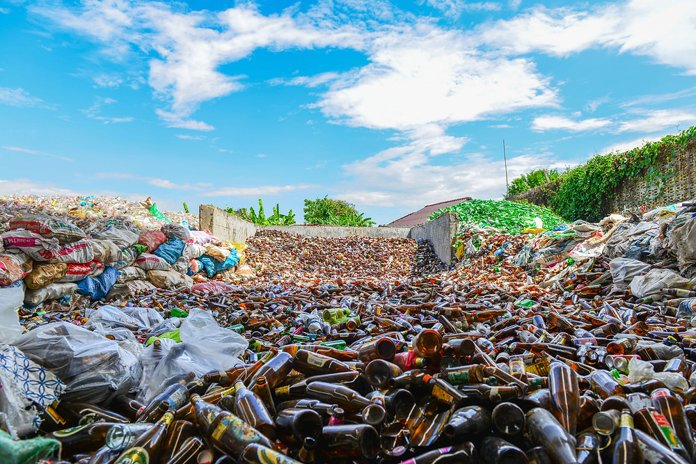The Problem with Recycling in the US