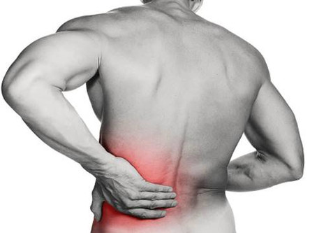 Back pain on one side? It could be coming from your hip.