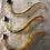 Thumbnail: Leaf in Murano blown glass