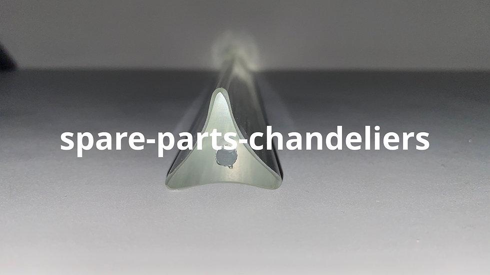 Triedri, spare parts in Murano glass