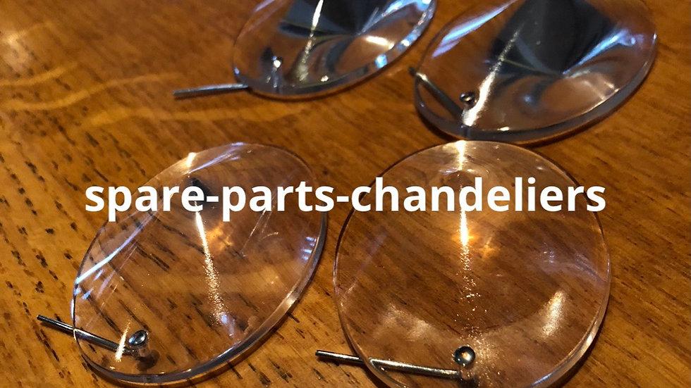 Sciolari drops in Murano glass