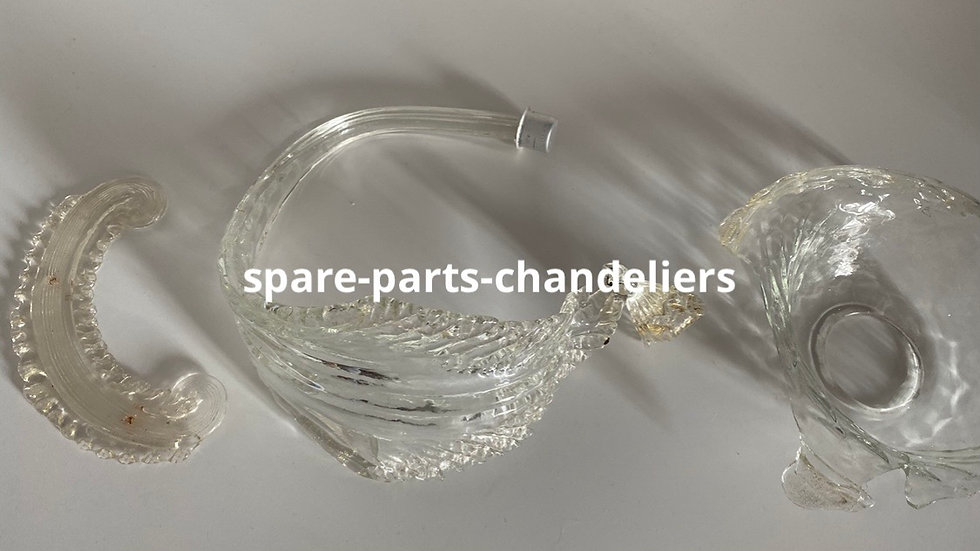 Replacements for chandeliers and mirrors