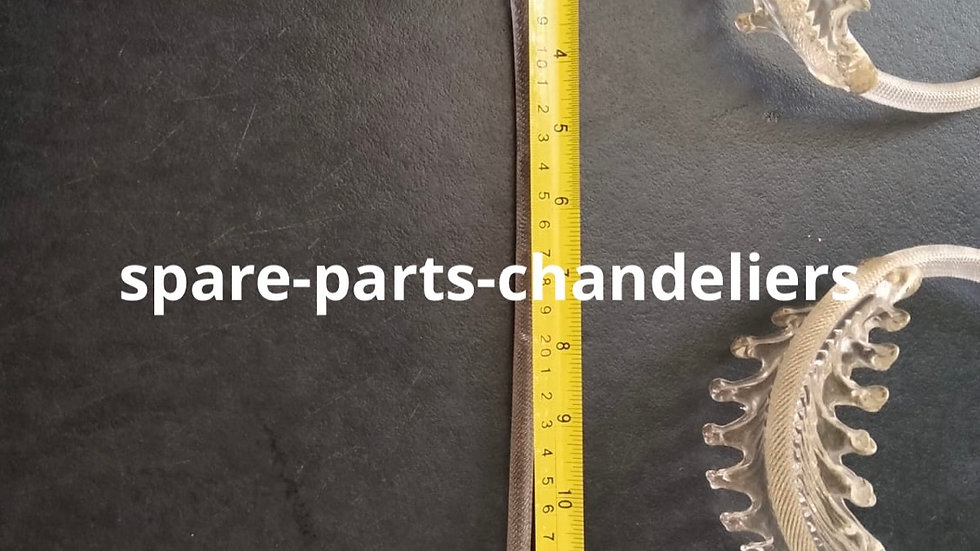 Flower 35/38cm spare part for chandeliers