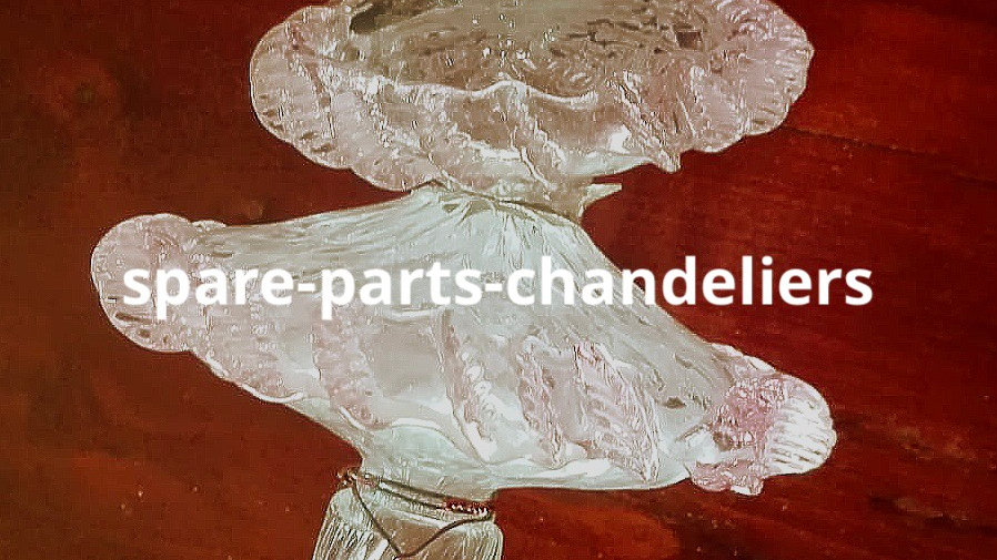 Final for chandeliers in Murano blown glass
