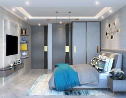 UG Floor Guest Bedroom