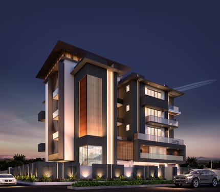 Split House / Nagpur