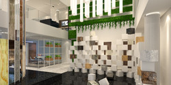 Stone Showroom Double Height_View