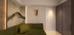 Lounge Decor wall