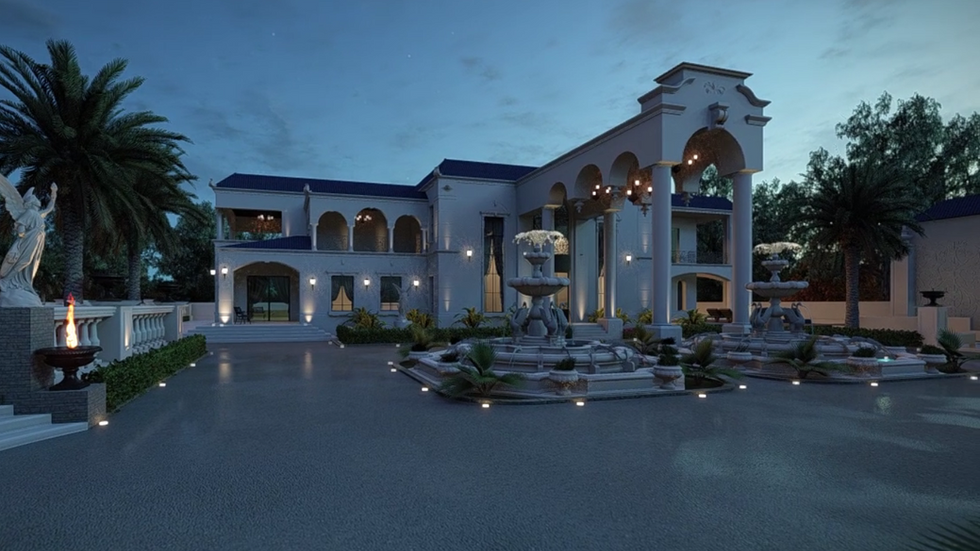 Seth's Mansion