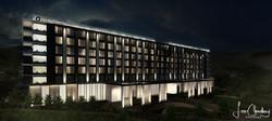 Hyatt Regency Dehradun_Facade