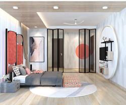 Second Floor_Kids Bedroom 2