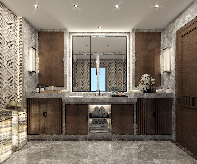 Navratan Bathroom view