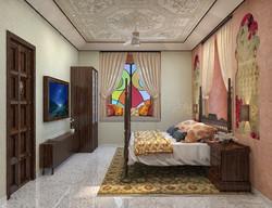 HOTEL KHAJURAHO_Bedroom View