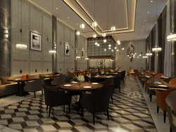 Reception & Cafe Area_View
