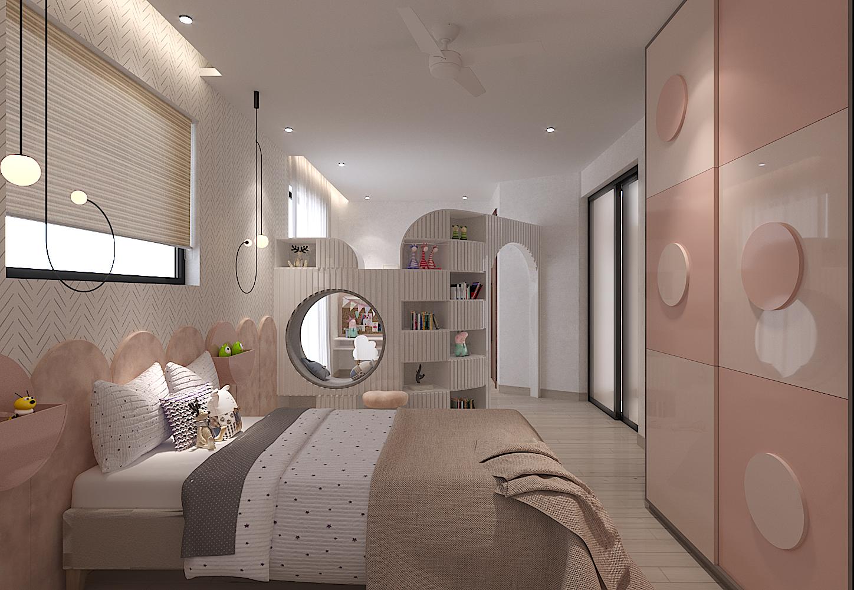 1st Kids bedroom