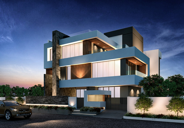 S-House / Kanpur