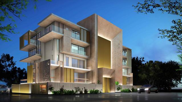 Vasant Vihar Residence