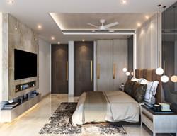 Mother Bedroom