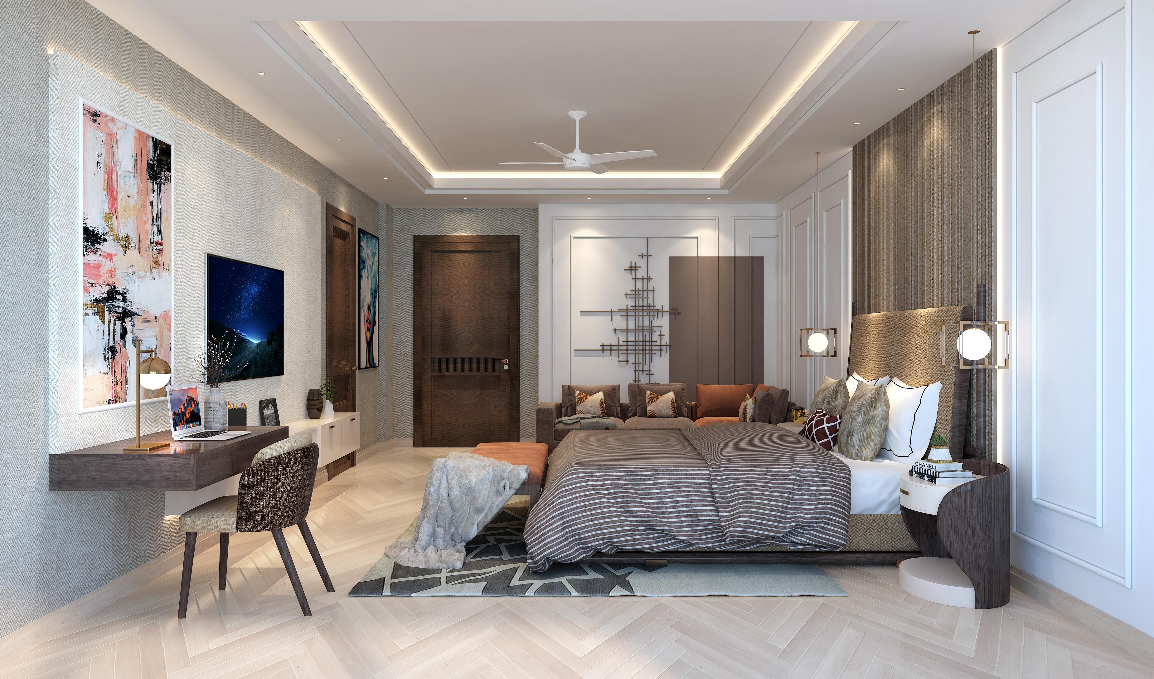 Bikanervala_Kanika Bedroom