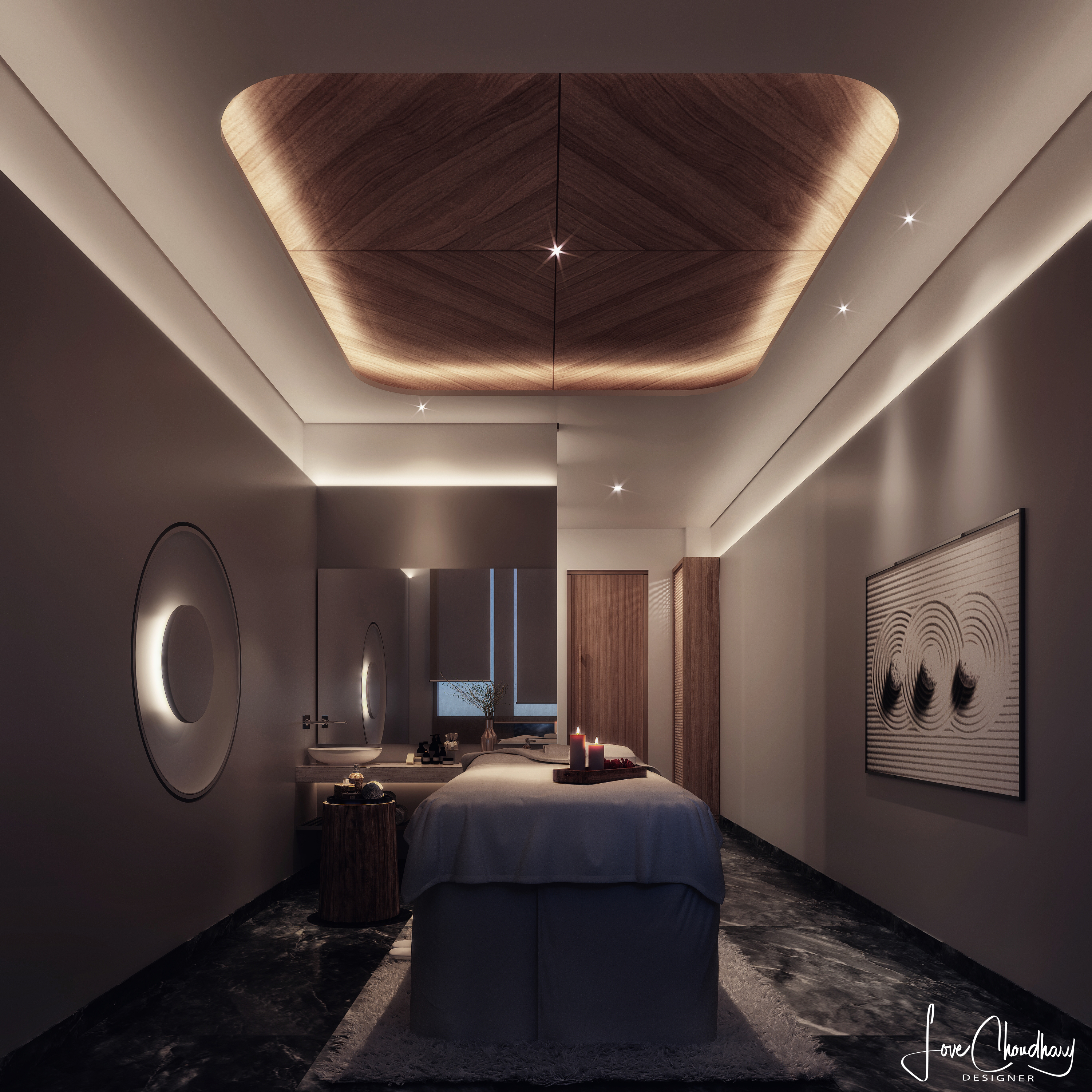 Single Treatment Room View 3_Revised