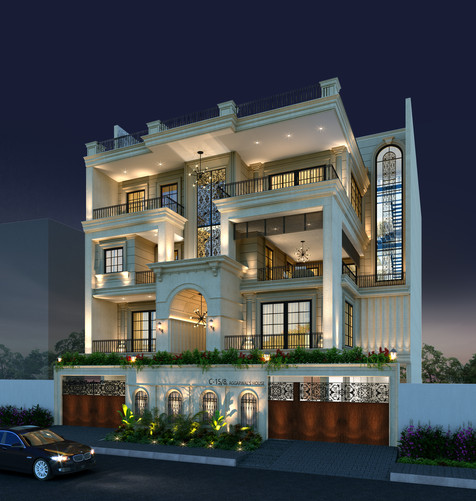 DLF Mansion / Gurgaon