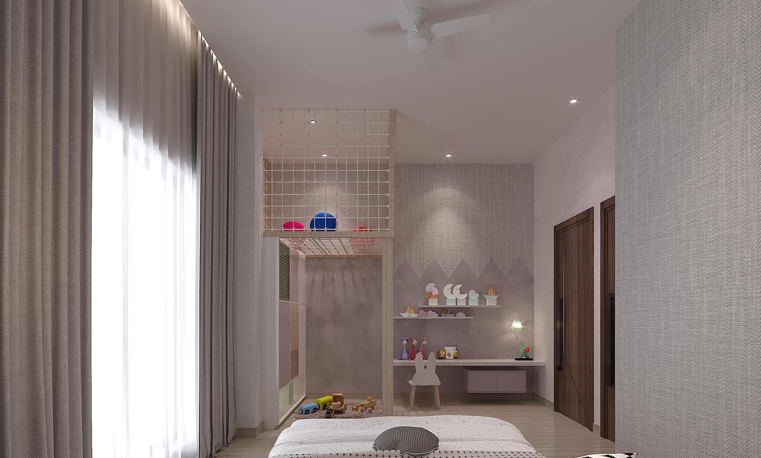 2nd Kids room