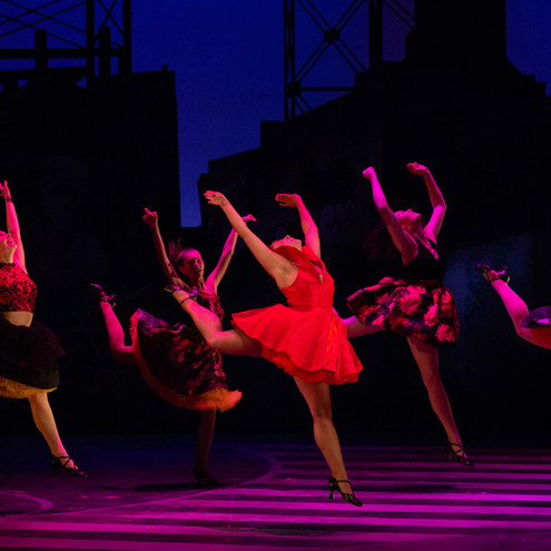 """Consuelo in """"West Side Story"""""""
