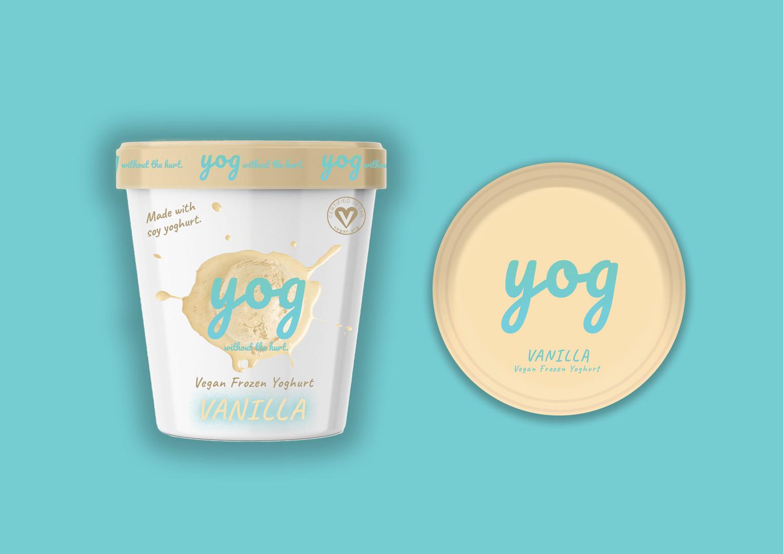Vanilla Yog