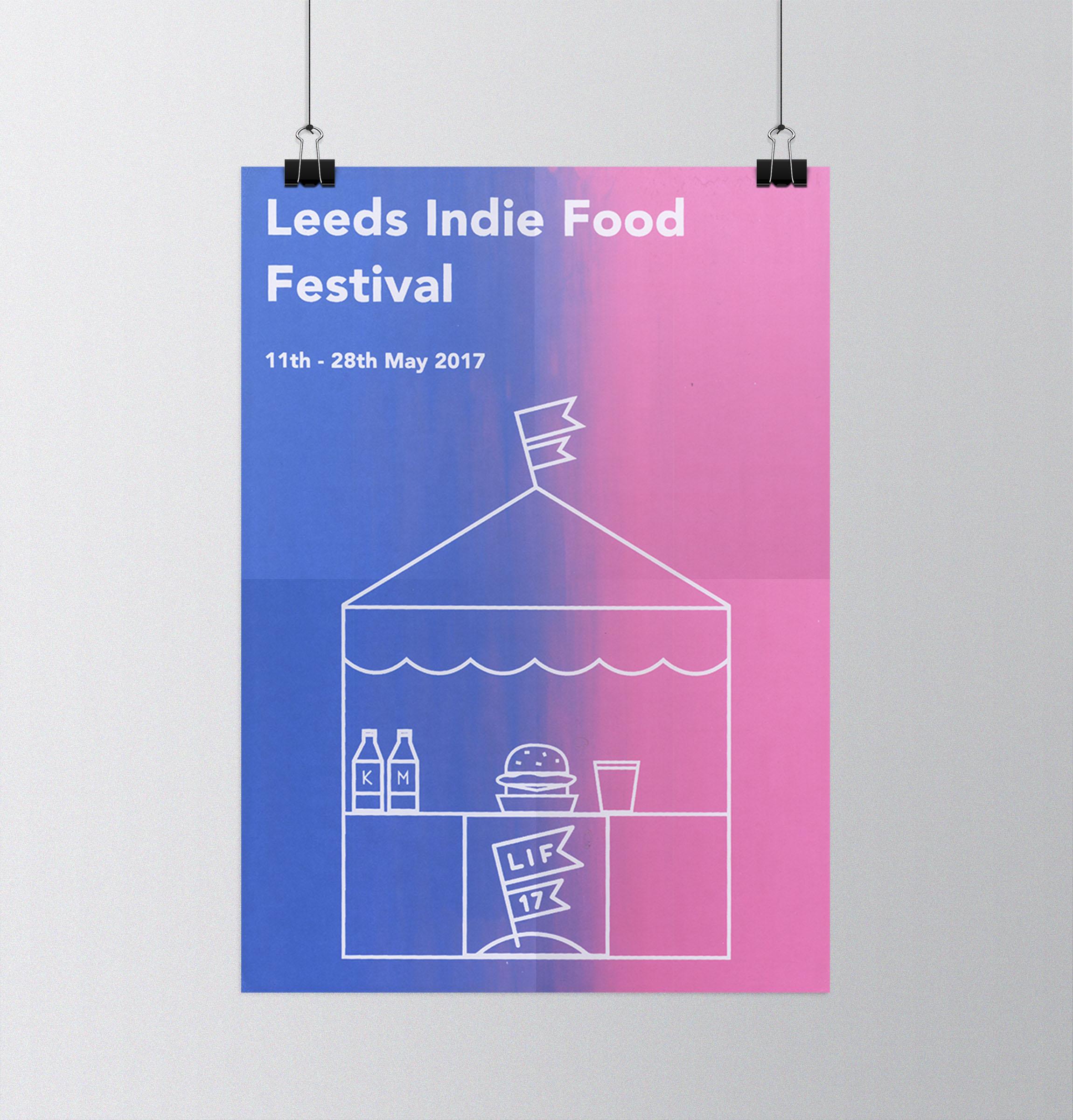 Leeds Indie Food Festival 2018