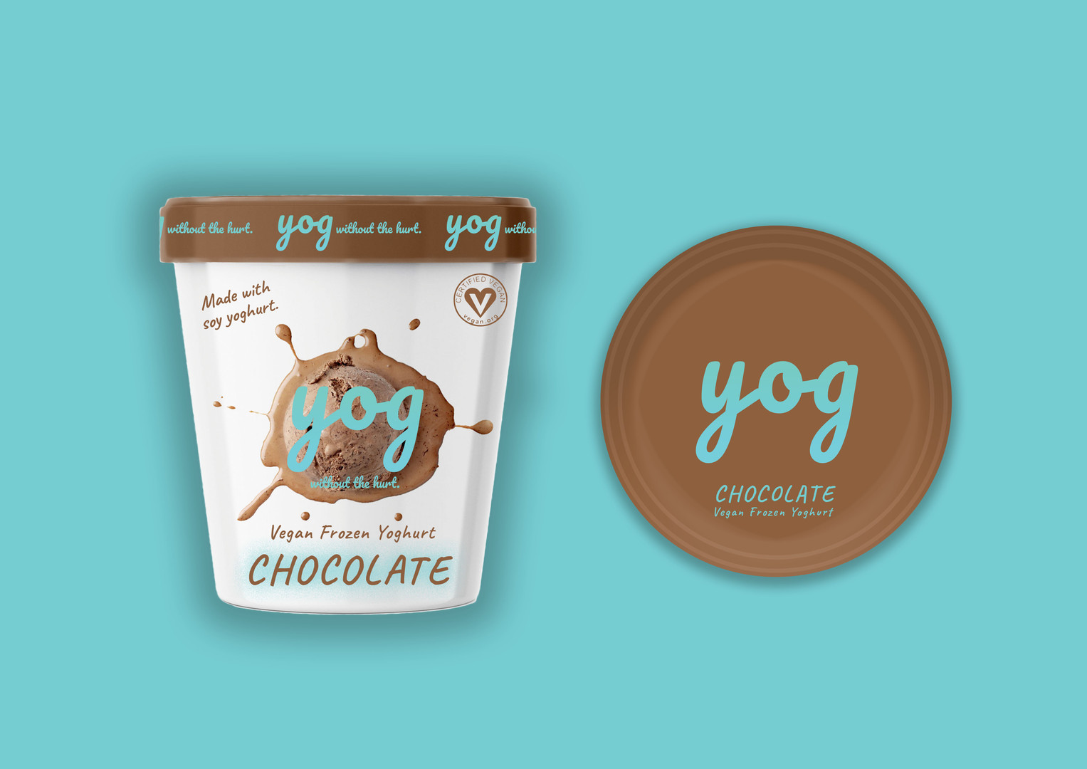 Chocolate Yog