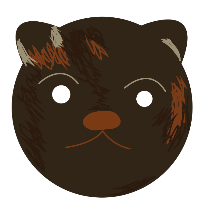 Mink Emoji