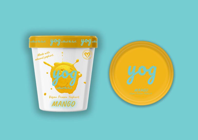 Mango Yog