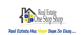 Real Estate 1 Stop Shop FULL LOGO with S