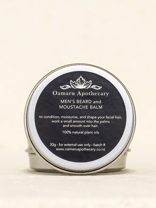 Men's Beard and Moustache Balm