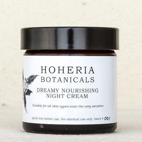 Dreamy Nourishing Night Cream 60g