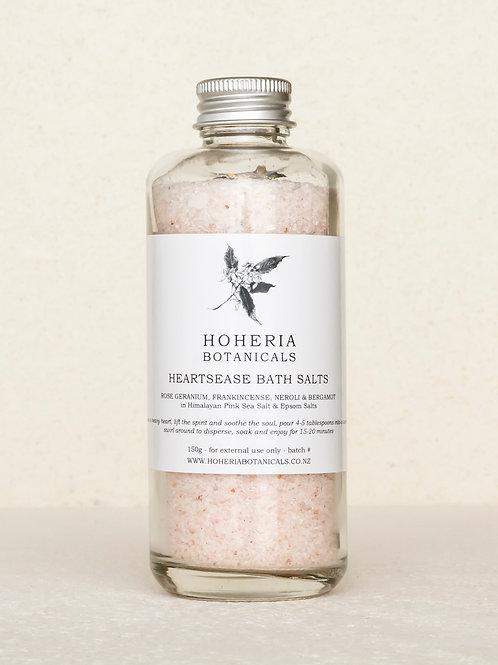 Heartsease Bath Salts