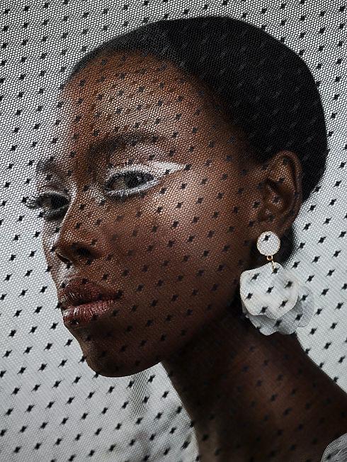 Isa Chic Petal Earrings