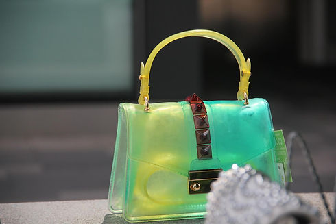 ISA CHIC JELLY HAND BAG BACKGROUND IMAGE