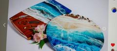 Platter Serving Collection by Olga Sem