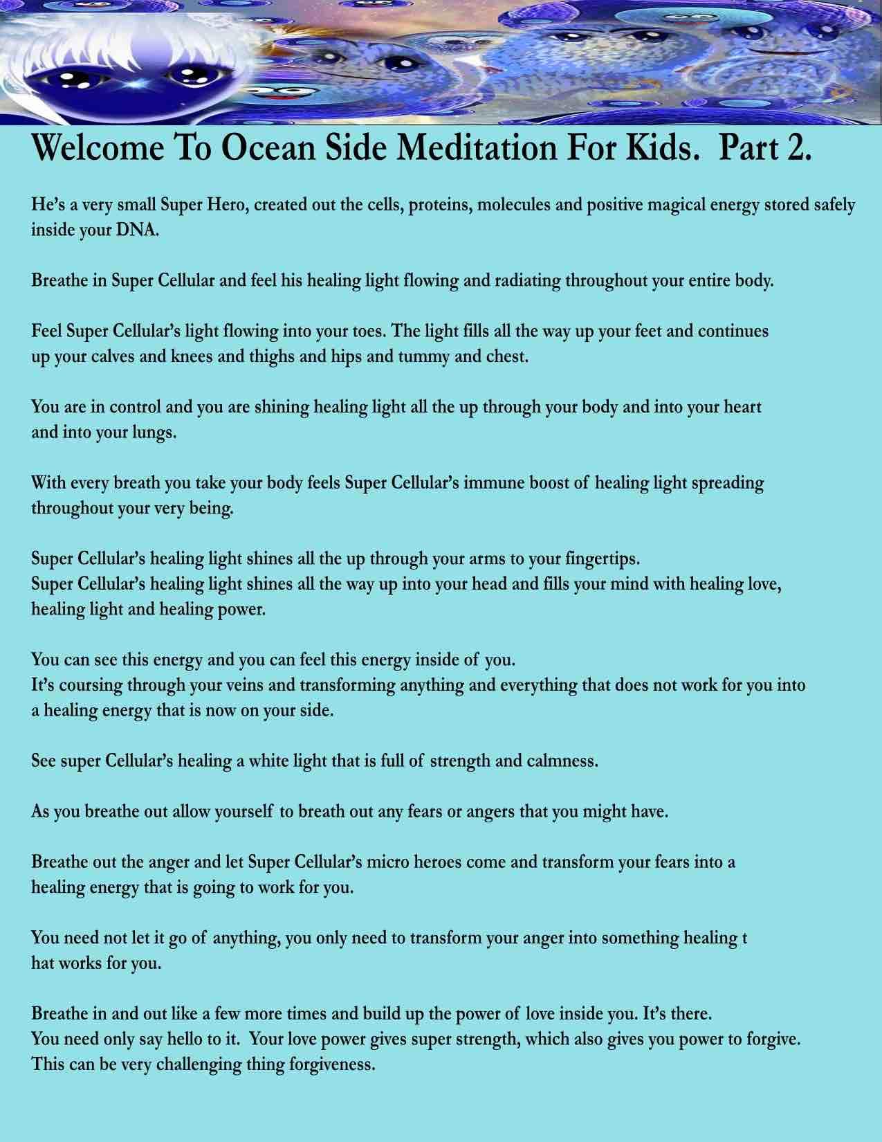 OCEAN Meditation part 2