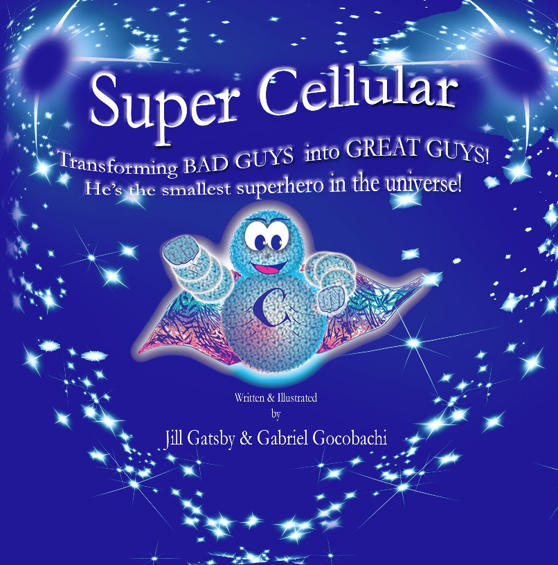 Super Cellular The Book!