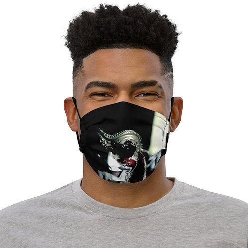 SONIC MASQUERADE Premium face mask