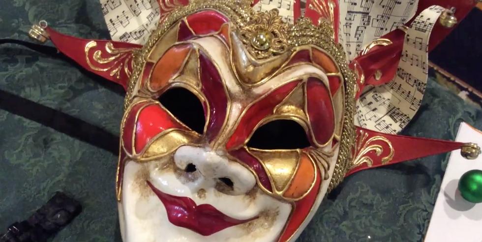 Mask by Olga Sem