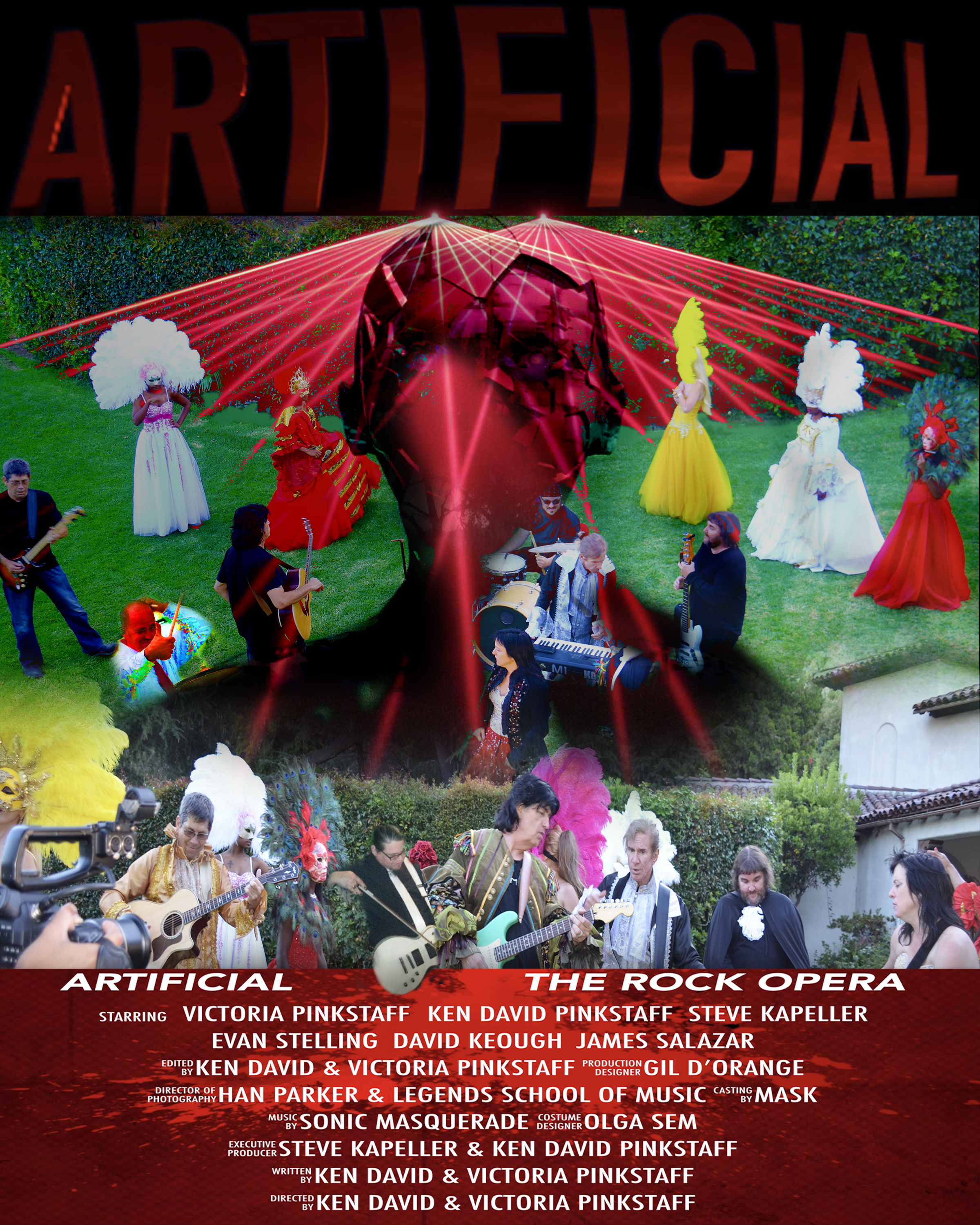ARTIFICIAL POSTER AI BAND FINAL