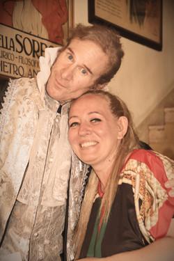 ST KAPELLER  and Olga Sem