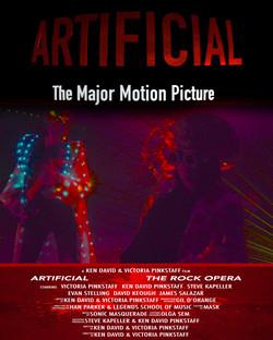 Artificial Poster 1
