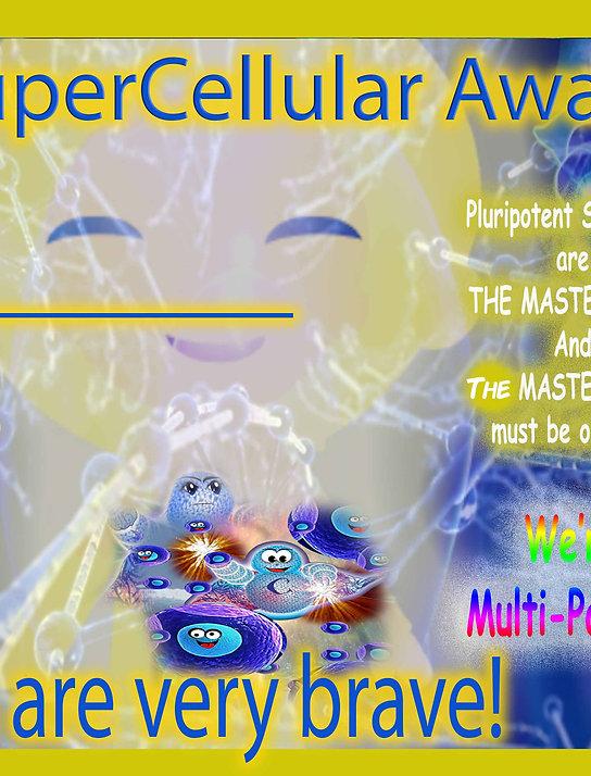 Super Cellular Bravery Awards
