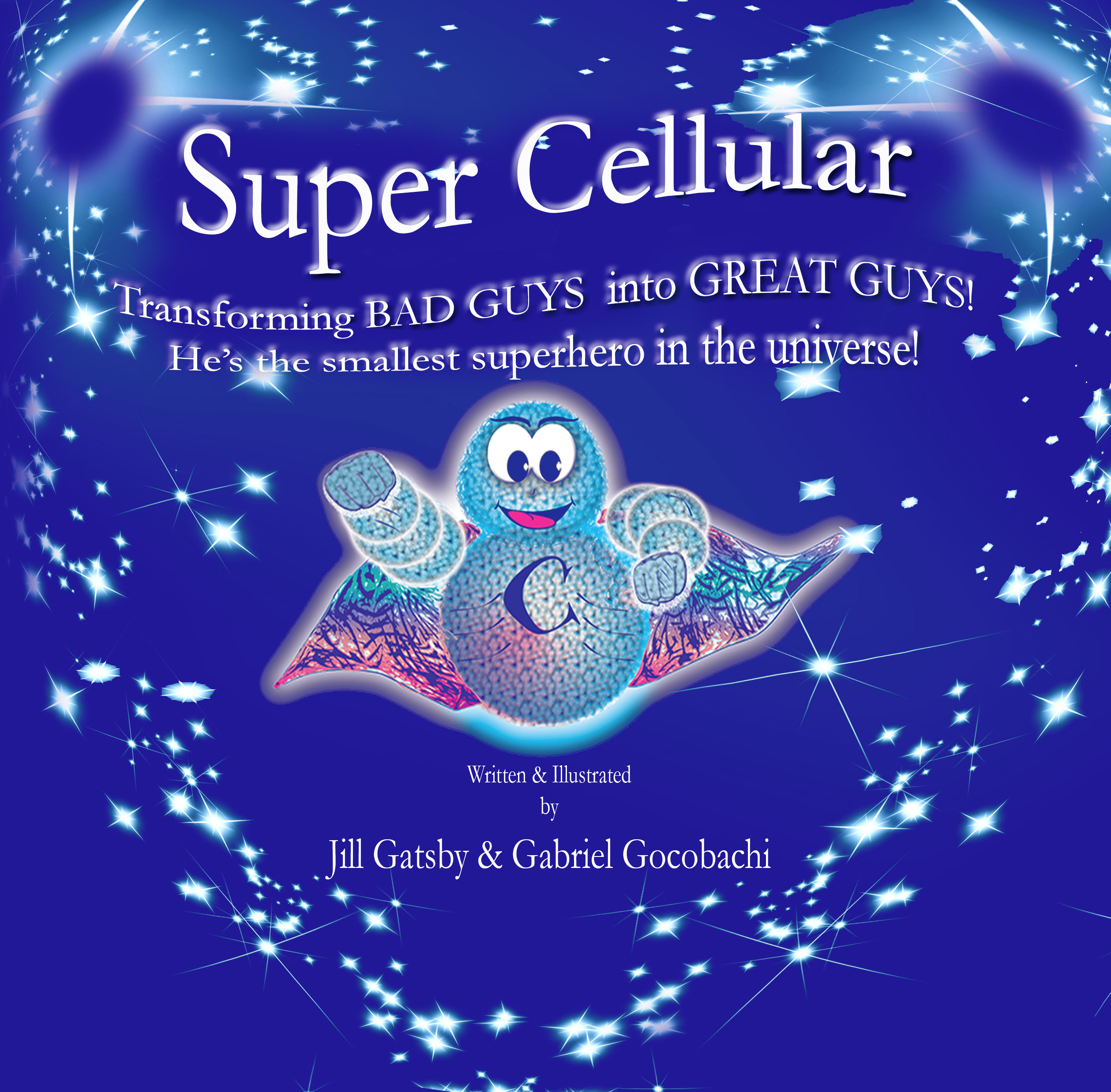 Super Cellular!  Get the book today!