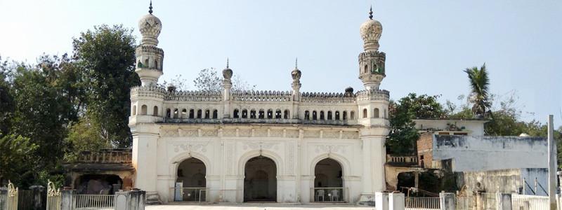 Paigah Tombs